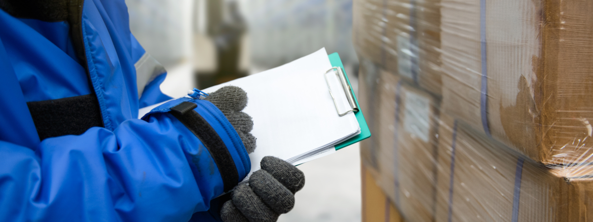 Freezing room or warehouse – Kou – Vries