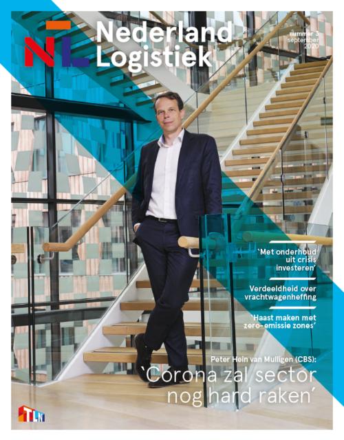 Nederland logistiek voorkant