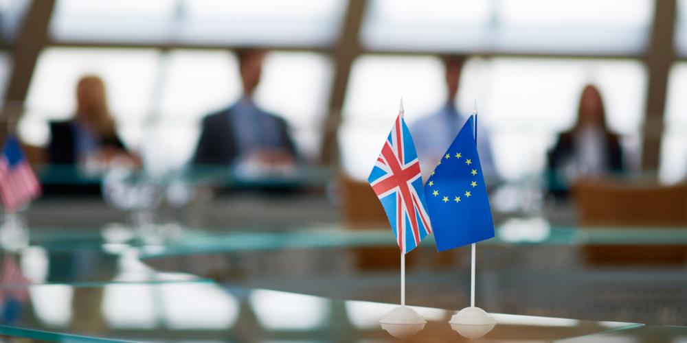 Meeting of European Union members