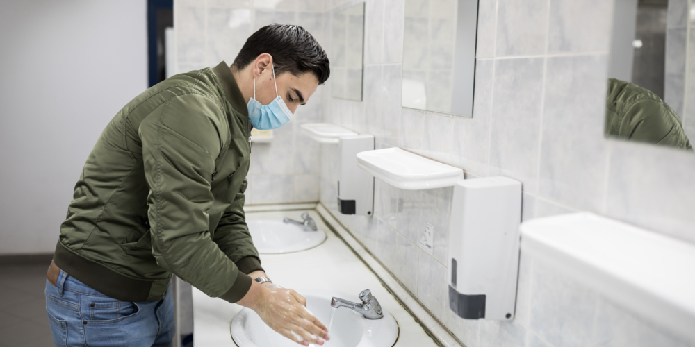 Een schoon toilet voor iedereen