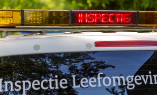 ILT- wegvervoer auto – inspectie – tacho – rij- en rusttijden