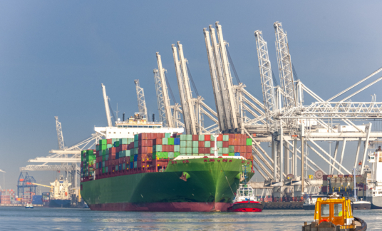containers, haven, rotterdam