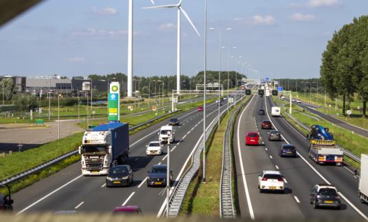 A27 – Utrecht – Snelweg