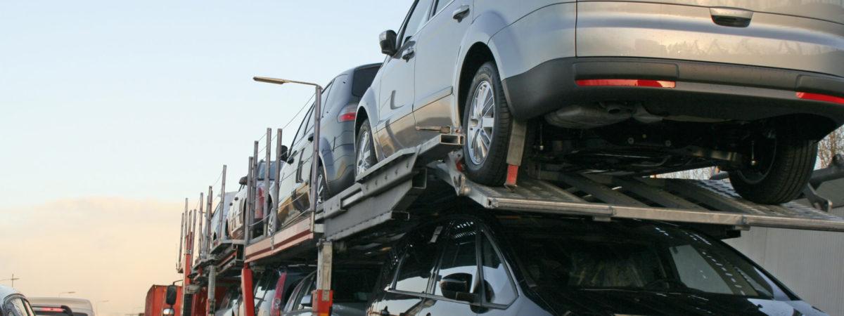 New cars transportation # 2